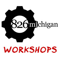 Two New Workshops at 826 Michigan