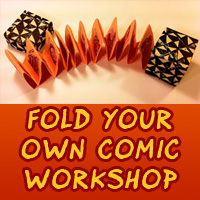 Fold Your Own Book Workshop January 12!