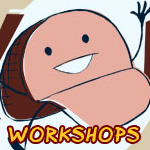 Make A Mini-Comic Workshop Dec 11!