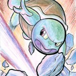 Drawing for Myself – Squirtle