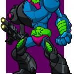 Drawing for Myself – Redesigning Trap Jaw
