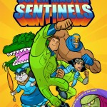 CPTN SRSLY and the SUPER MASTER SENTINELS