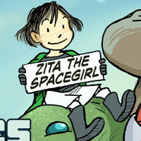 KCR! 05 – Zita the Spacegirl (Book Club)