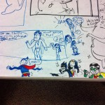 A few more photos from the Comics Jam at AADL