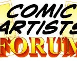 Comic Artists Forum launches December 6!