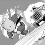 Baron Von Bear on the Run