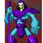 Drawing for Myself – Skeletor