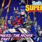 Talking about the REAL Transformers Movie!