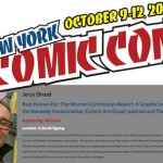 Where to find me at NYCC!