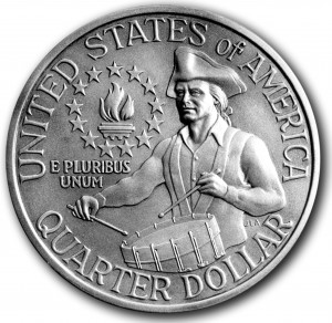 George_Washington_bicentennial_quarter,_reverse